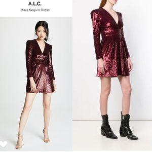 🆕A.L.C Mara sequin dress